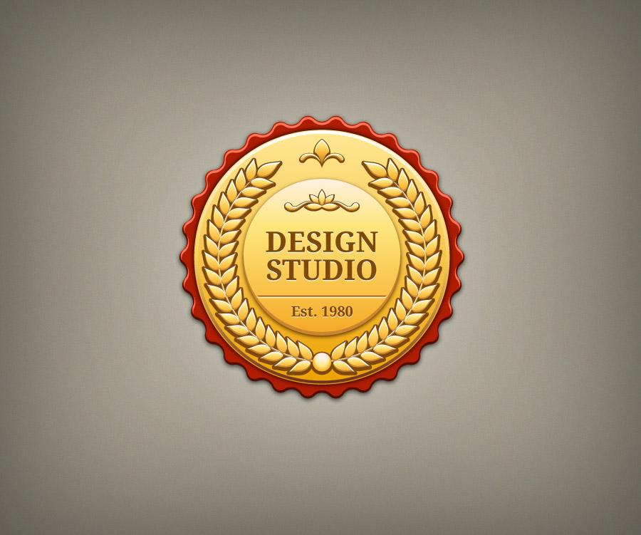 Royal Golden Badges